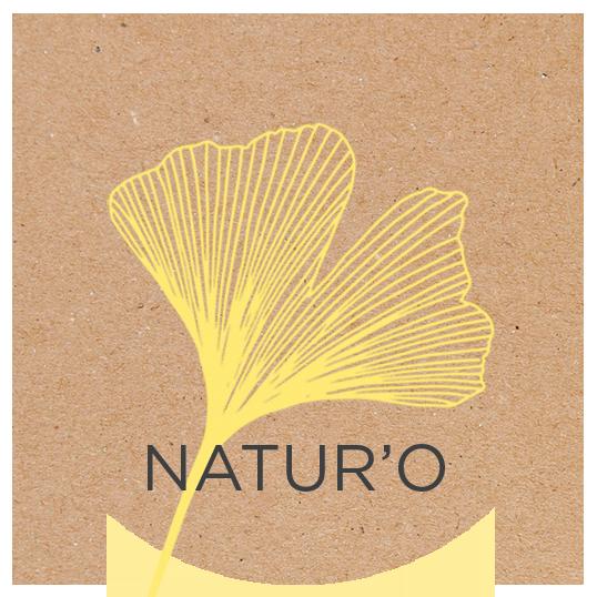 logo cabinet natur'o